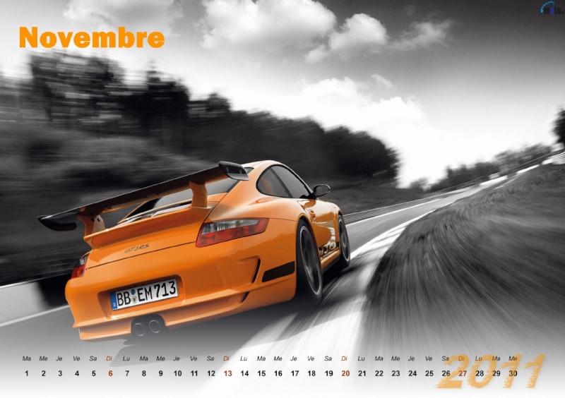 Calendrier Porsche 2011 [Dispo ICI !] Calend21