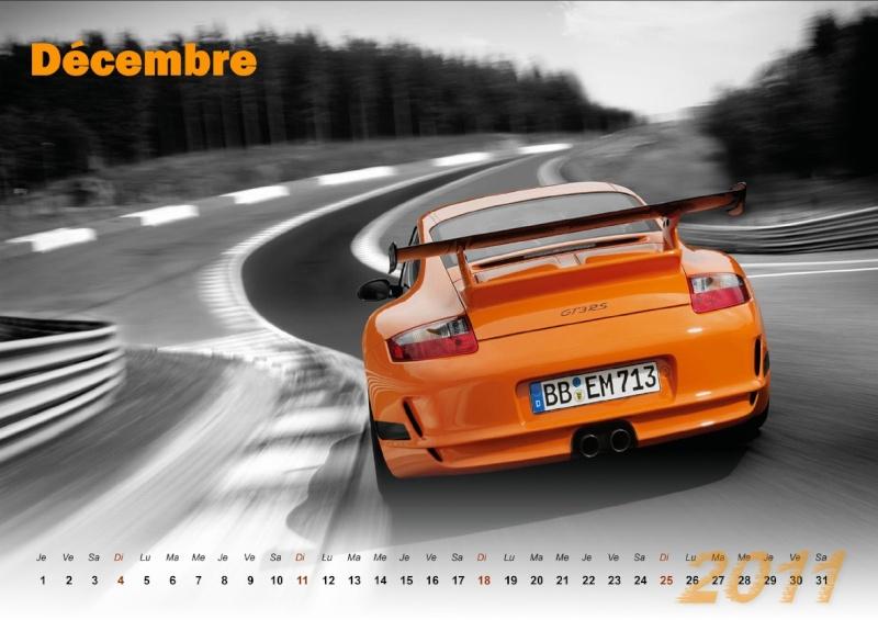 Calendrier Porsche 2011 [Dispo ICI !] Calend22