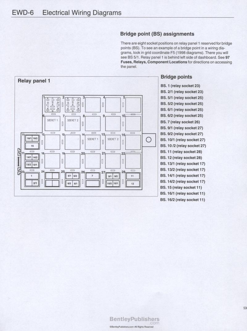 Diagrams Electriques de la Boxster 986 de 1998 à 2001  [Dispo ICI] Ewd-0012