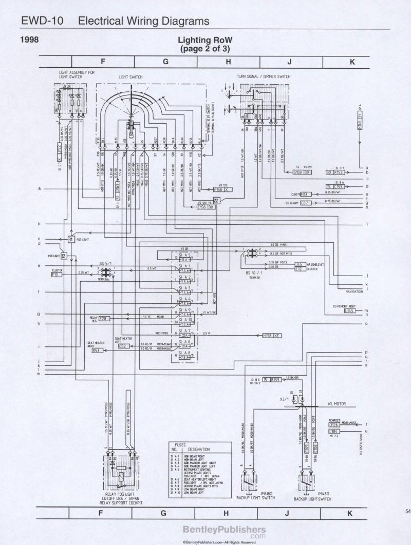 Diagrams Electriques de la Boxster 986 de 1998 à 2001  [Dispo ICI] Ewd-0110