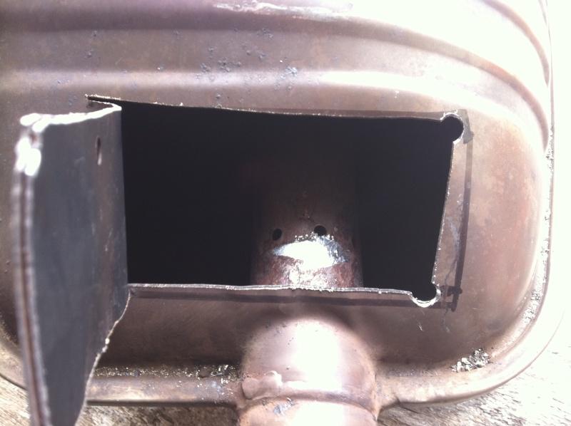 Réaliser son échappement Exhaust soit même .... Img_0612
