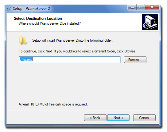 [Débutant] Télécharger et installer Wampserver Instal13