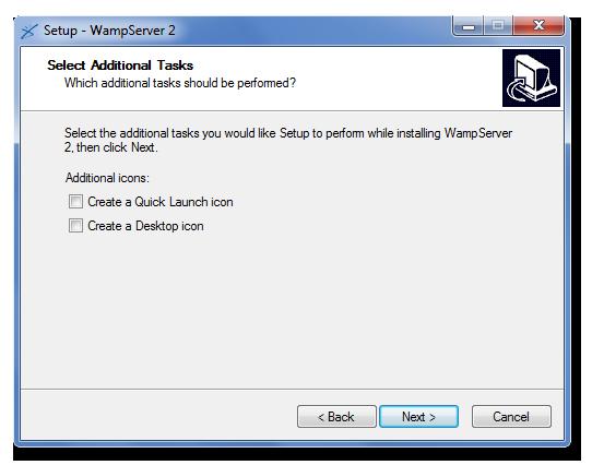 [Débutant] Télécharger et installer Wampserver Instal14