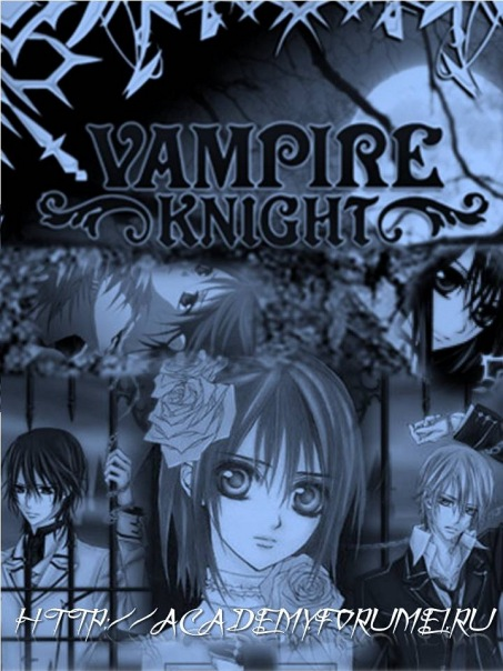 Vampire Knight(Academy CROSS)