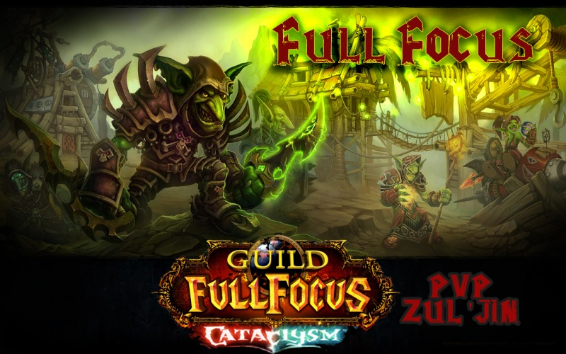 Full Focus ► Zul'Jin PvP