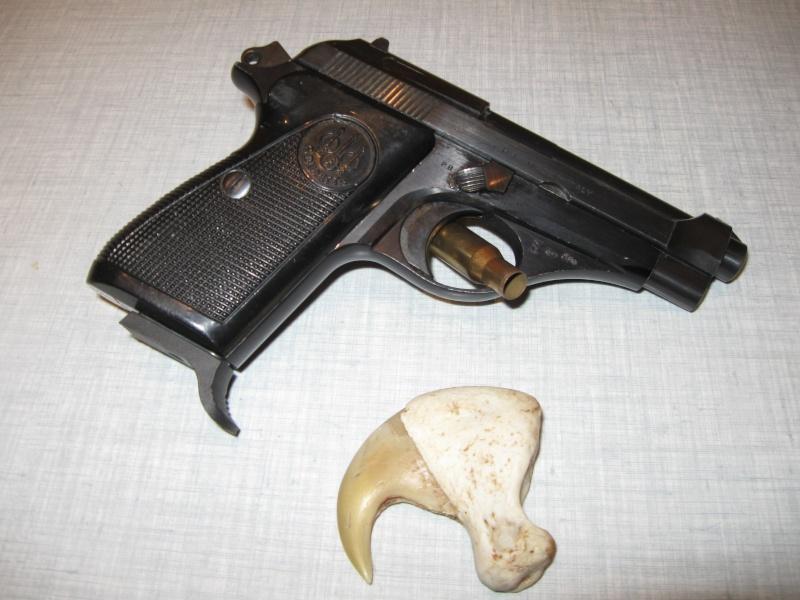Beretta 71 vs Beretta 87 Img_3811