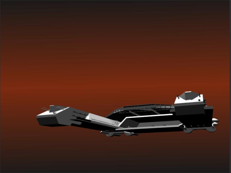 Idée pour les vaisseaux utilitaire Tau'ri  V1310