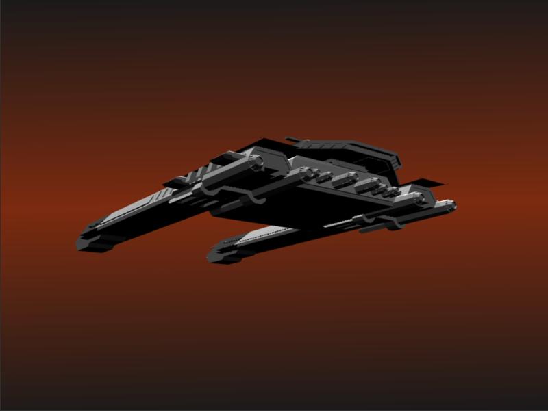 Idée pour les vaisseaux utilitaire Tau'ri  V1410
