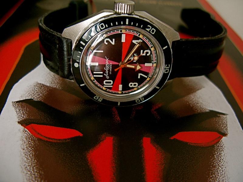 Si superman red son avait une montre se serai ....... Img_6911