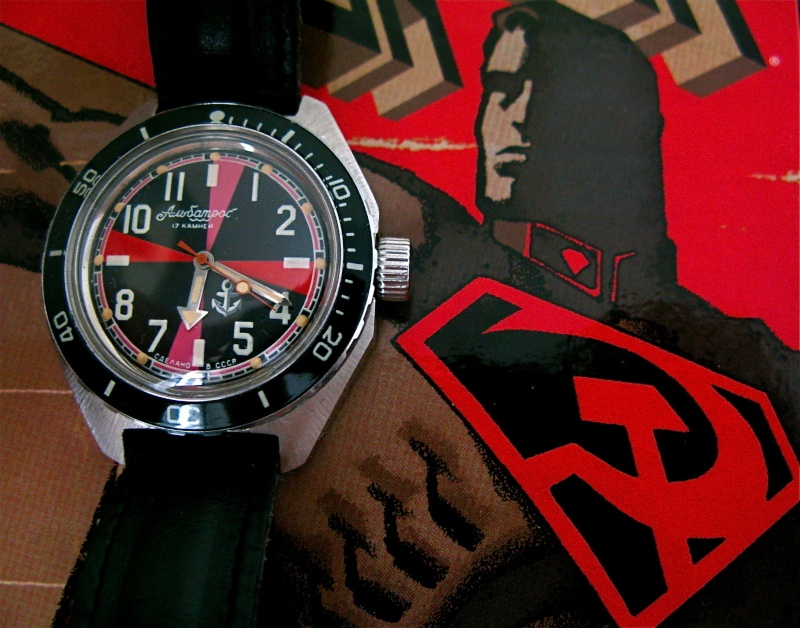 Si superman red son avait une montre se serai ....... Img_6912