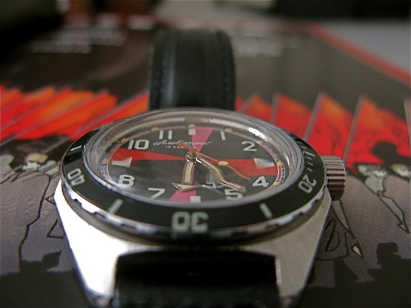 Si superman red son avait une montre se serai ....... Img_6913