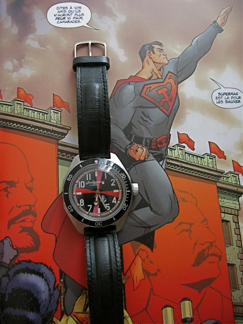 Si superman red son avait une montre se serai ....... Img_6914