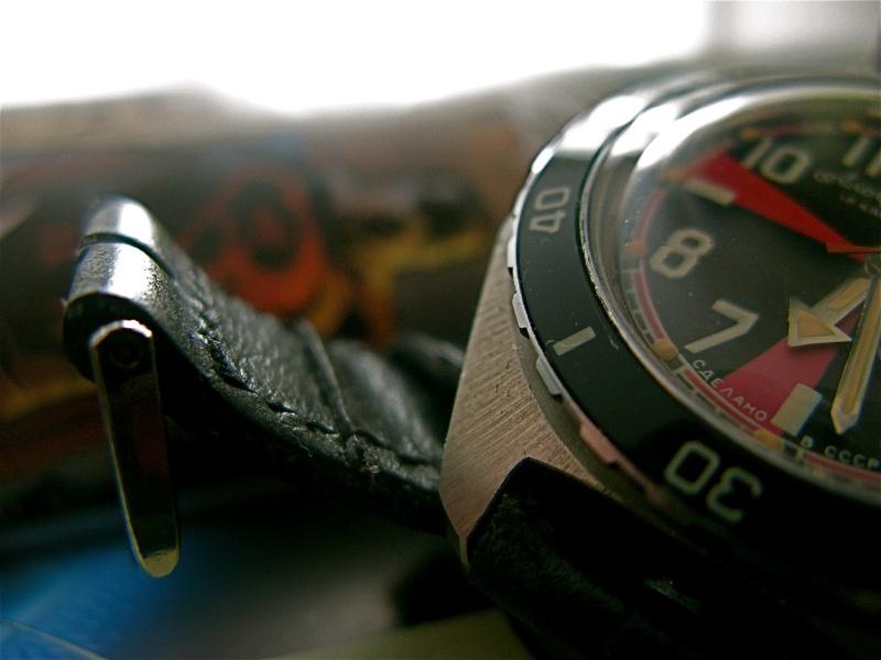 Si superman red son avait une montre se serai ....... Img_6917