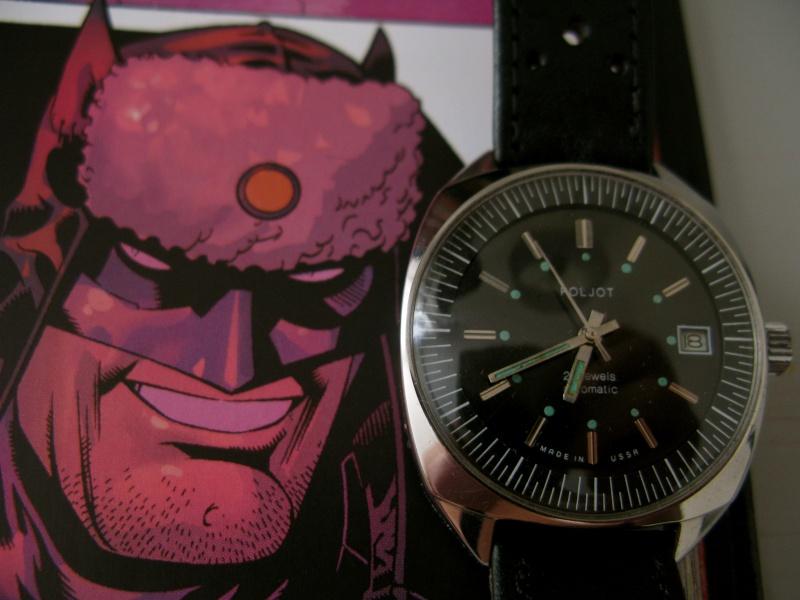 Si superman red son avait une montre se serai ....... Img_6918