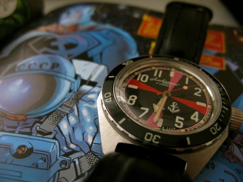 Si superman red son avait une montre se serai ....... Img_6919