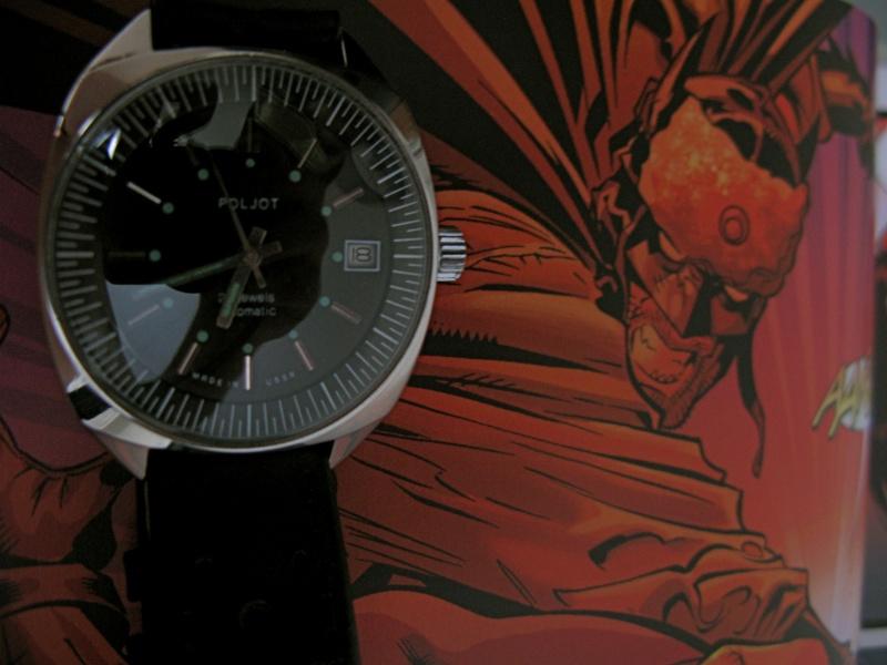 Si superman red son avait une montre se serai ....... Img_6920