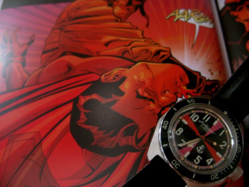 Si superman red son avait une montre se serai ....... Img_6921