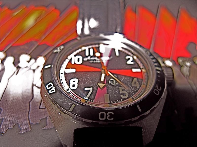 Si superman red son avait une montre se serai ....... Img_6922