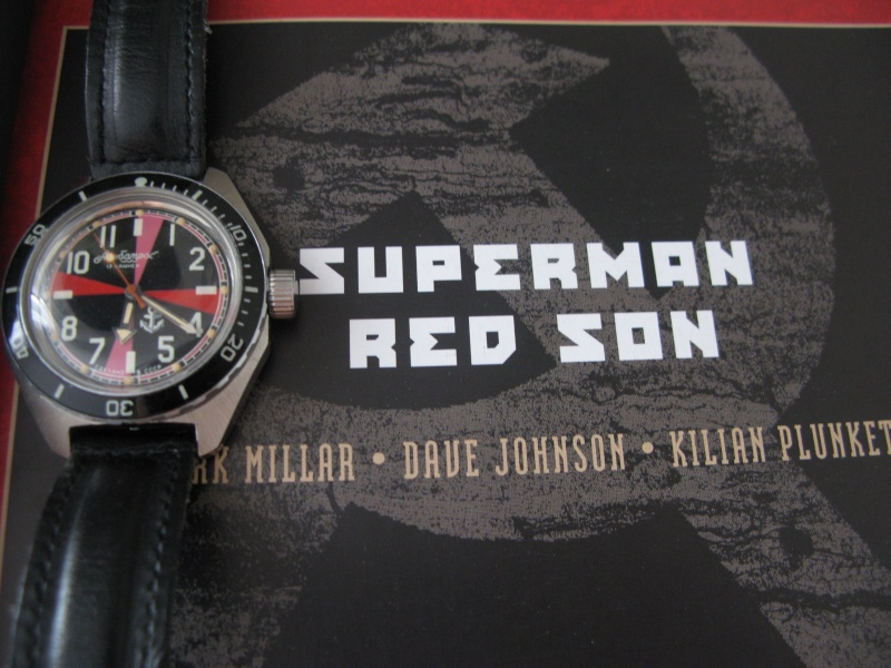 Si superman red son avait une montre se serai ....... Img_6923