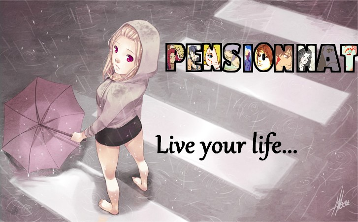 Pension manga school !