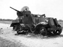 Советский средний бронеавтомобиль БА-10А, Panssarimuseo, Parola, Finland. Post_110