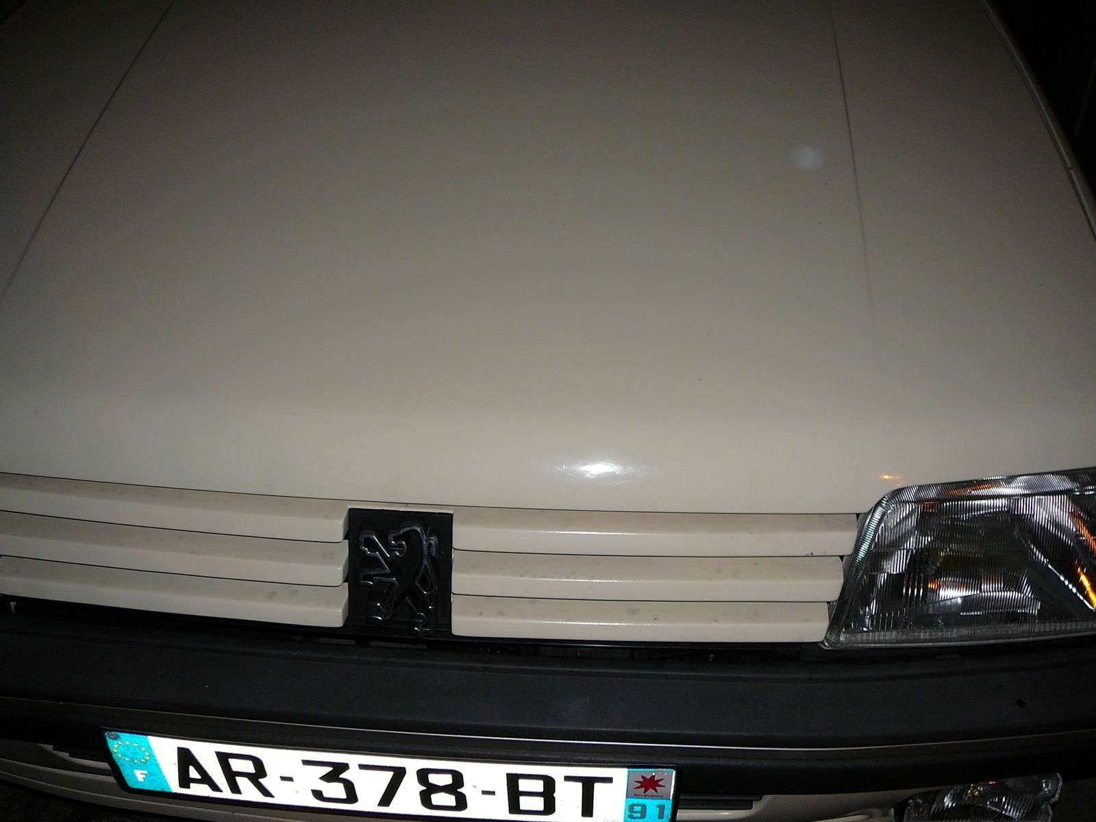 [Vendu] Peugeot 205 Indiana. P1060210