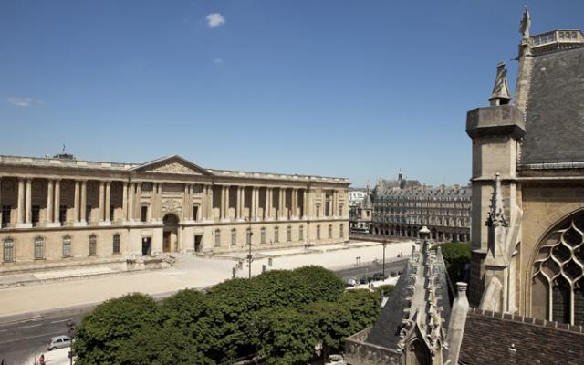 Le Louvre, ses fantômes et ses stars 1_1_1202