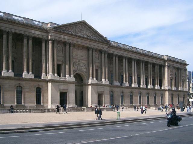 Le Louvre, ses fantômes et ses stars 1_1_1204