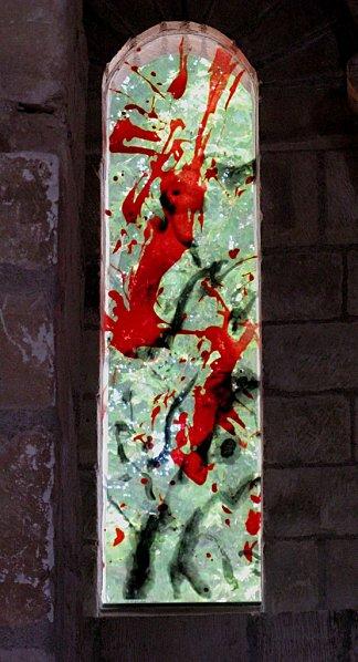 METIERS D'ART: vitraux et vitraillistes, art du verre 1_1_1736