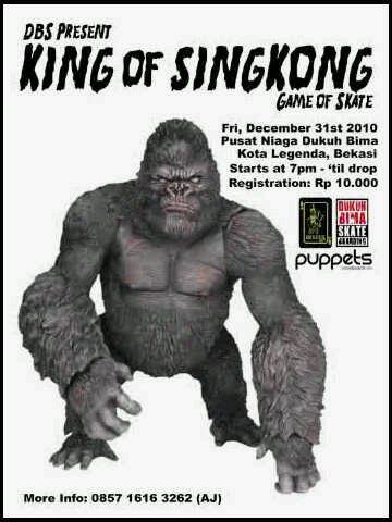 King Of Singkong Game Skate 15510510