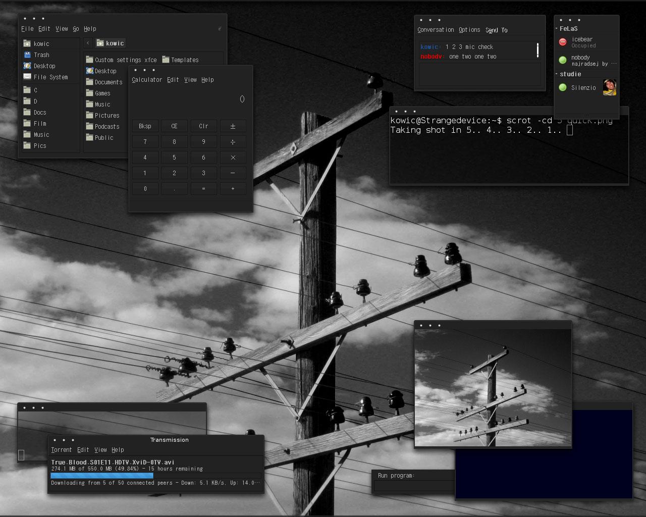 ini dia 9 tampilan desktop linux yang paling keren Deskto12