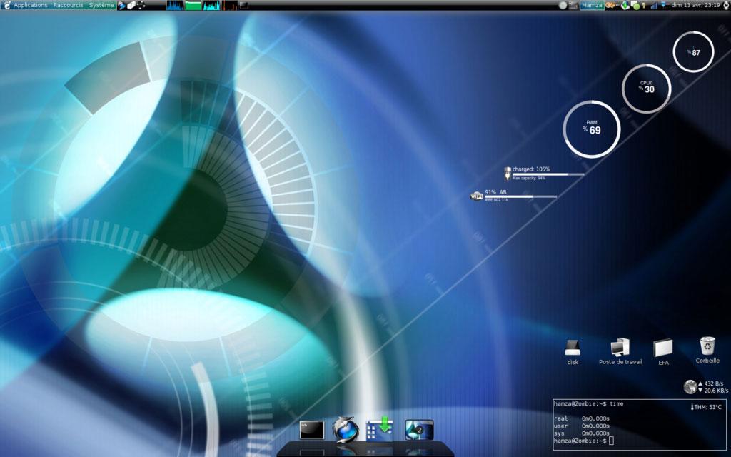 ini dia 9 tampilan desktop linux yang paling keren Deskto14