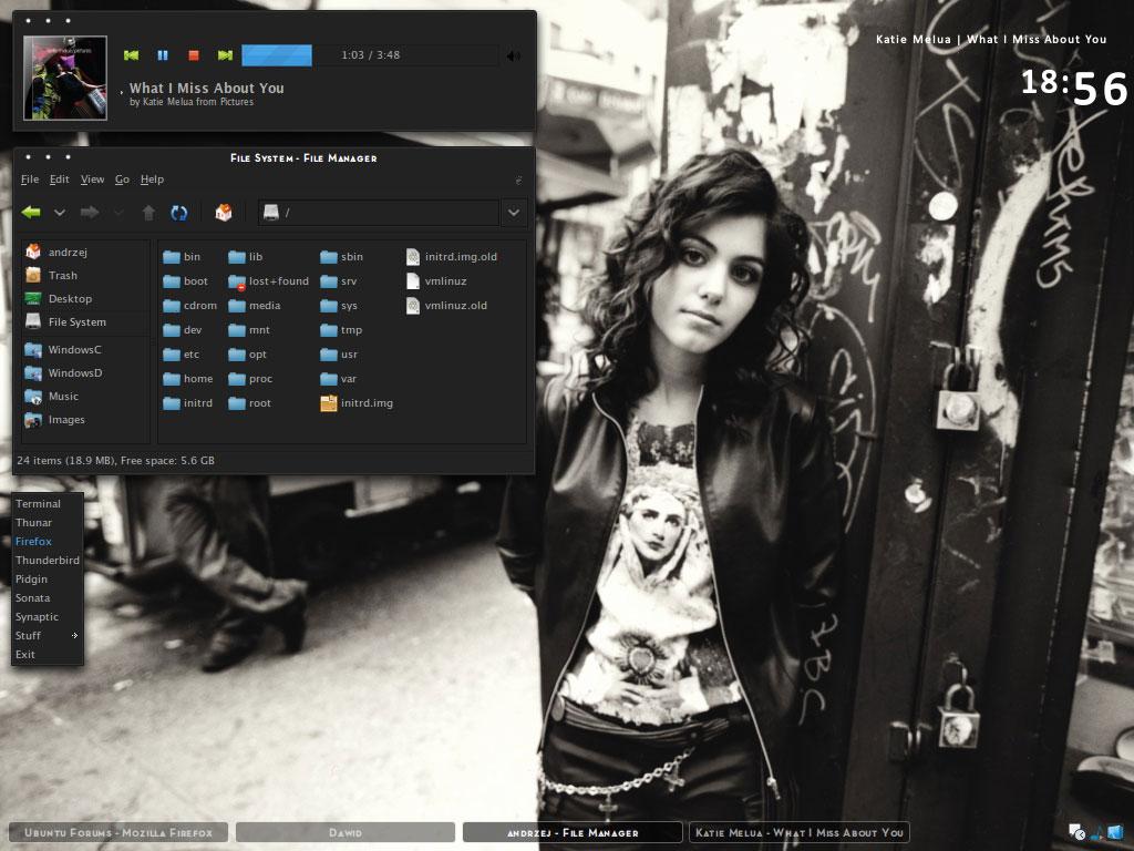 ini dia 9 tampilan desktop linux yang paling keren Deskto17