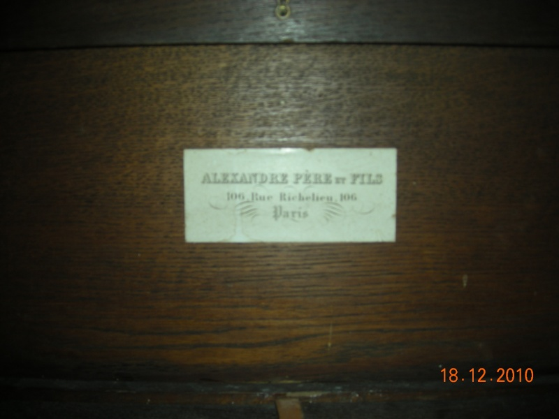 """""""L'orgue à 100 francs"""" Alexandre Dscn0615"""