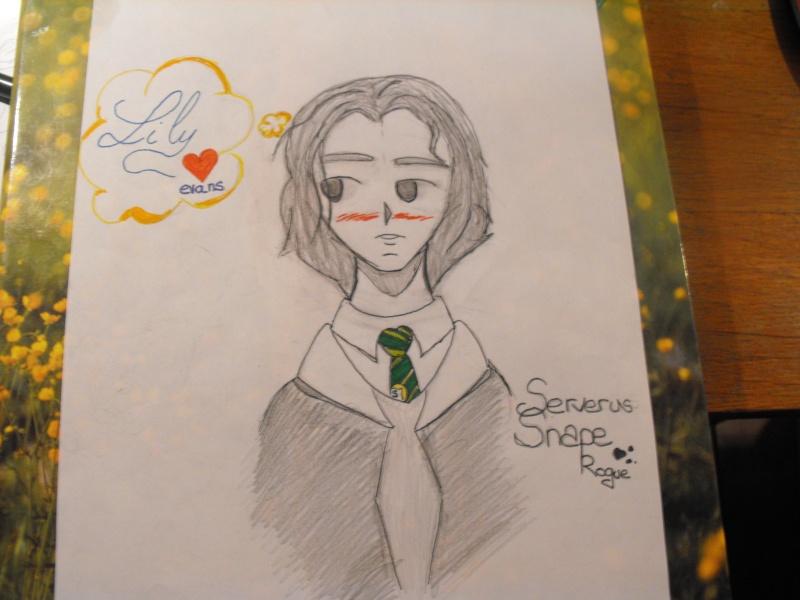 Serverus Snape ado [ Rogounet!! *O* ...le ridicule ne tue pas u_u] Server10