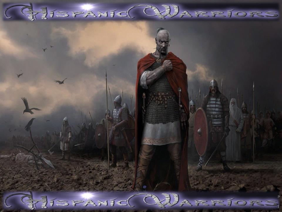 Hispanic Warriors 2