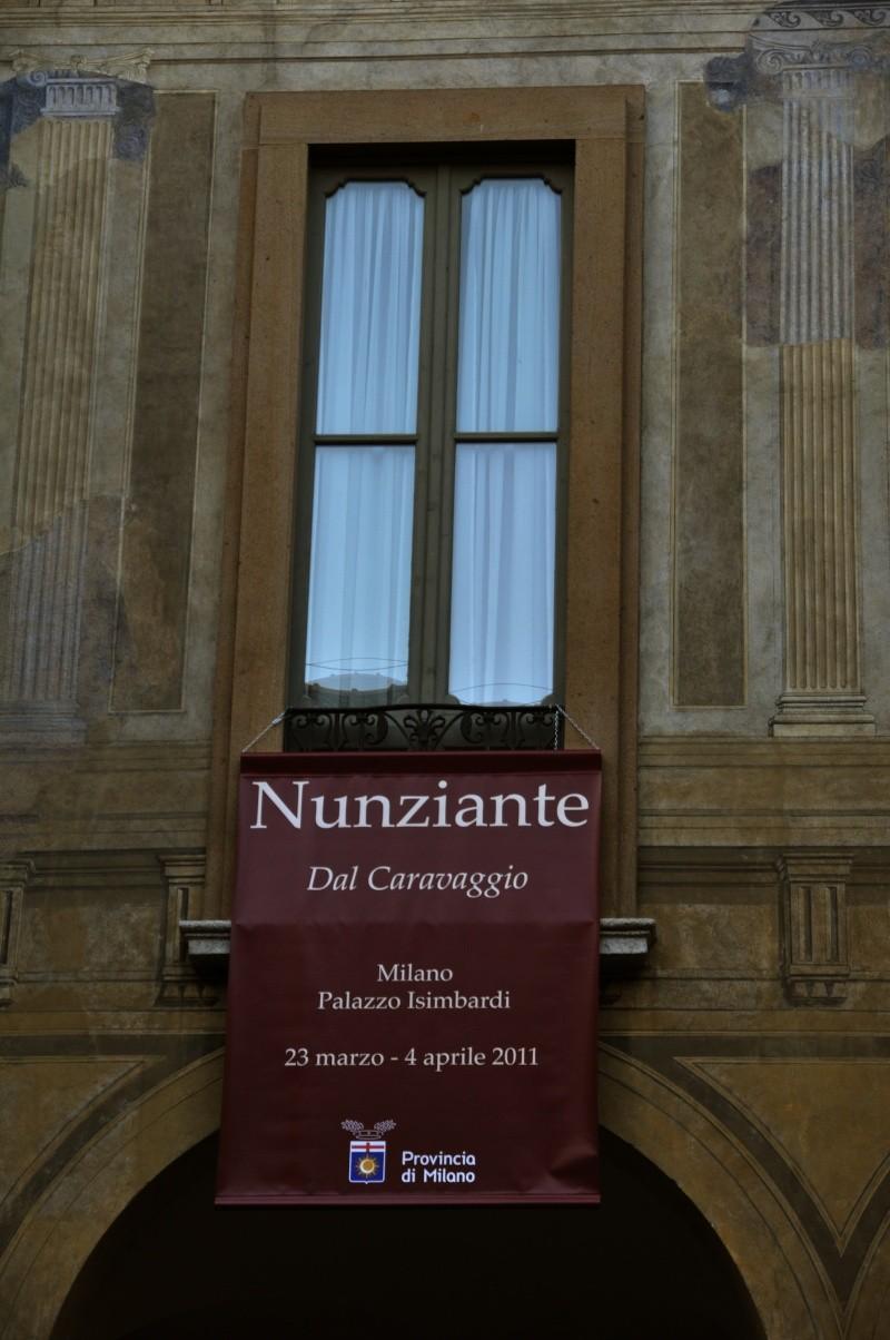 """Resoconto inaugurazione Mostra """"Dal Caravaggio"""" a Milano Dsc_0113"""