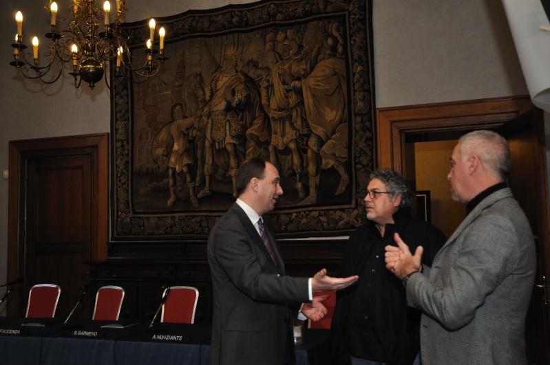 """Resoconto inaugurazione Mostra """"Dal Caravaggio"""" a Milano Dsc_0115"""