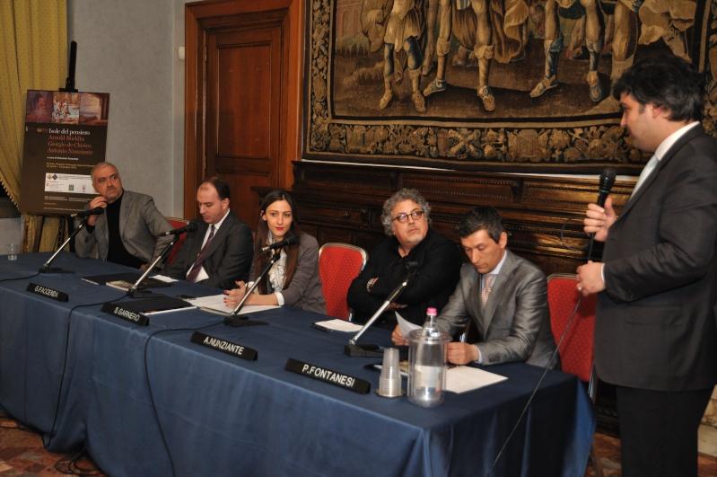 """Resoconto inaugurazione Mostra """"Dal Caravaggio"""" a Milano Dsc_0118"""