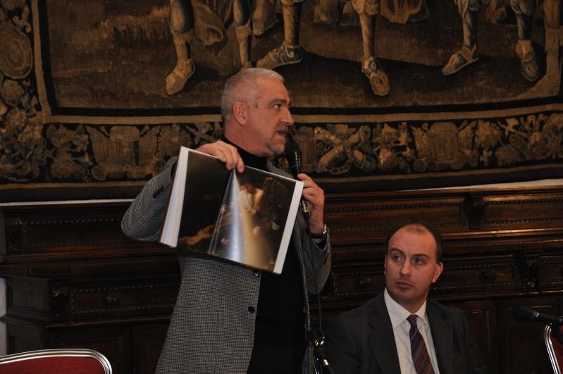 """Resoconto inaugurazione Mostra """"Dal Caravaggio"""" a Milano Dsc_0123"""