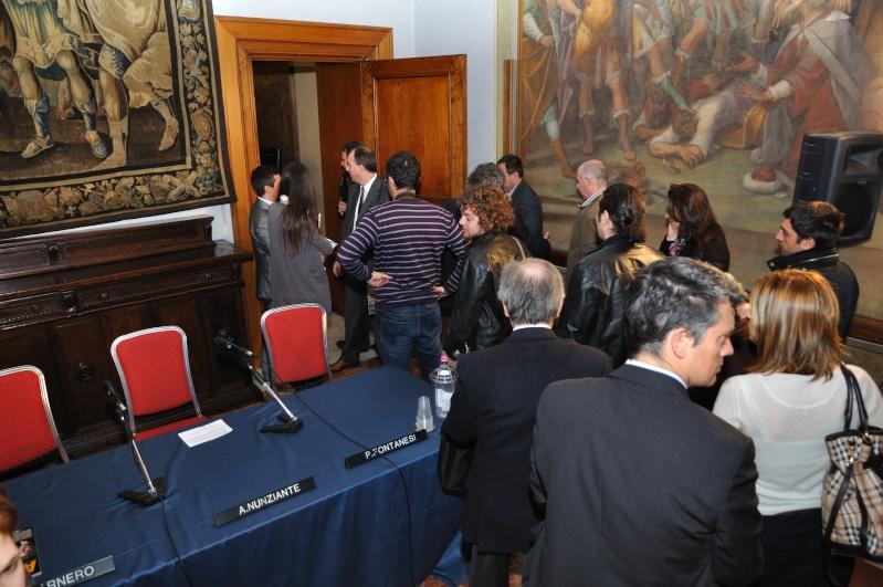 """Resoconto inaugurazione Mostra """"Dal Caravaggio"""" a Milano Dsc_0127"""