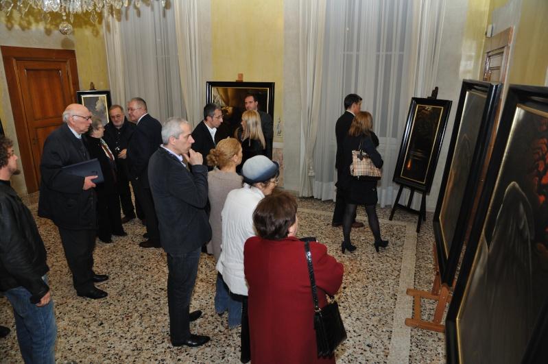 """Resoconto inaugurazione Mostra """"Dal Caravaggio"""" a Milano Dsc_0128"""
