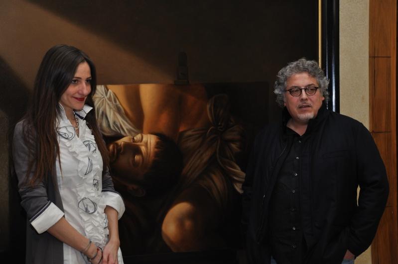 """Resoconto inaugurazione Mostra """"Dal Caravaggio"""" a Milano Dsc_0129"""