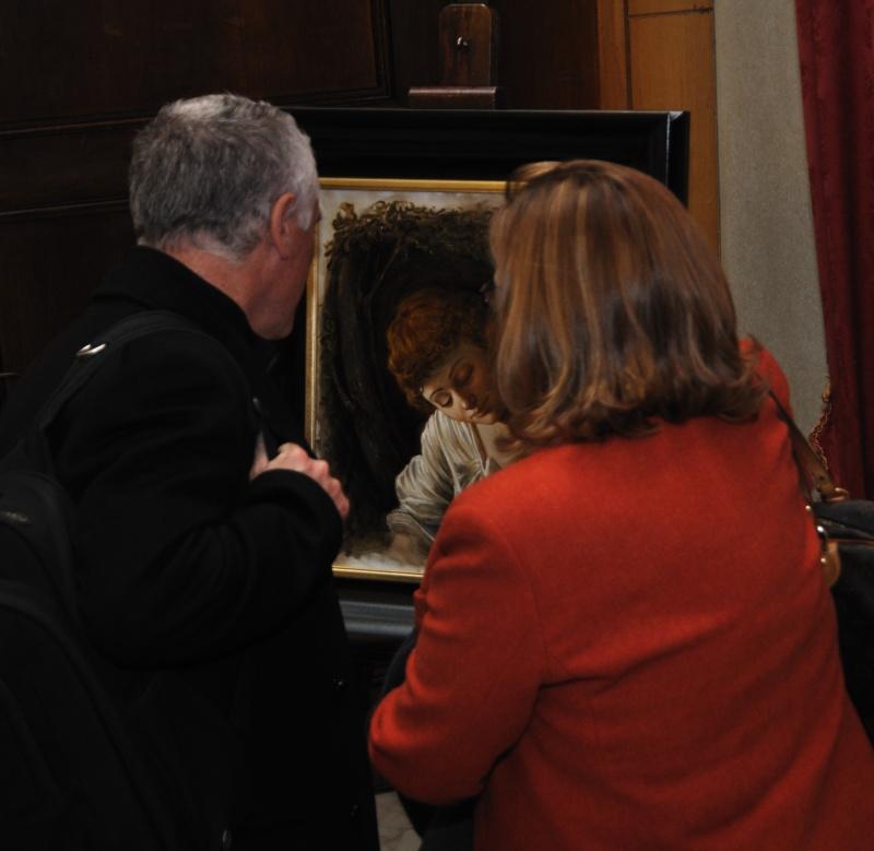 """Resoconto inaugurazione Mostra """"Dal Caravaggio"""" a Milano Dsc_0130"""