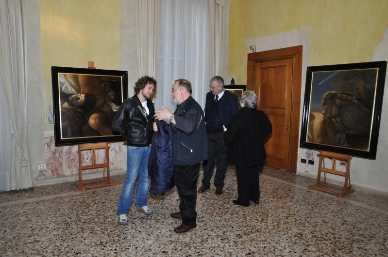 """Resoconto inaugurazione Mostra """"Dal Caravaggio"""" a Milano Dsc_0132"""