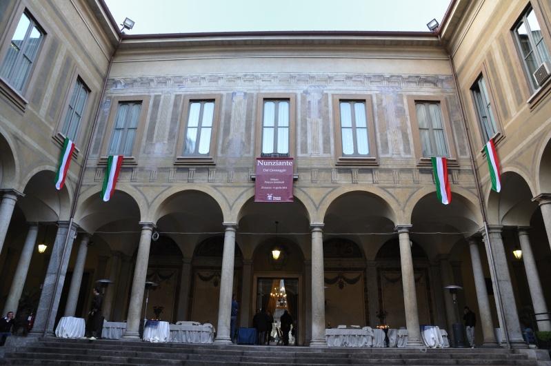 """Resoconto inaugurazione Mostra """"Dal Caravaggio"""" a Milano Dsc_0133"""