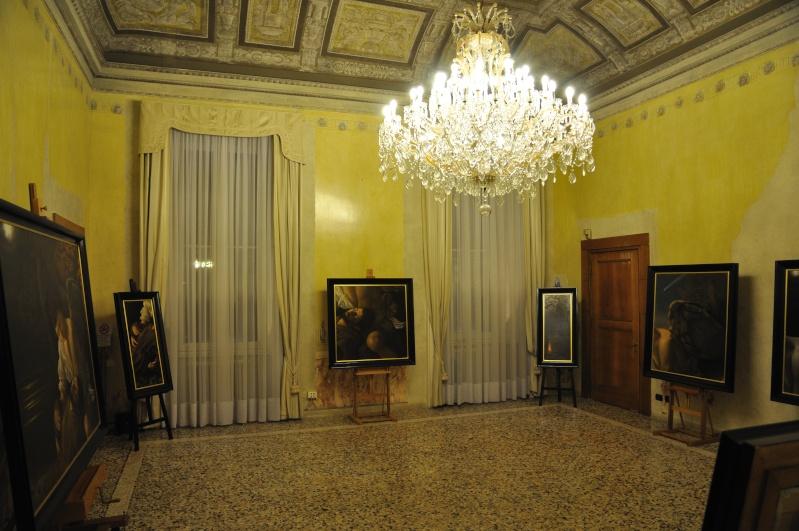 """Resoconto inaugurazione Mostra """"Dal Caravaggio"""" a Milano Dsc_0210"""
