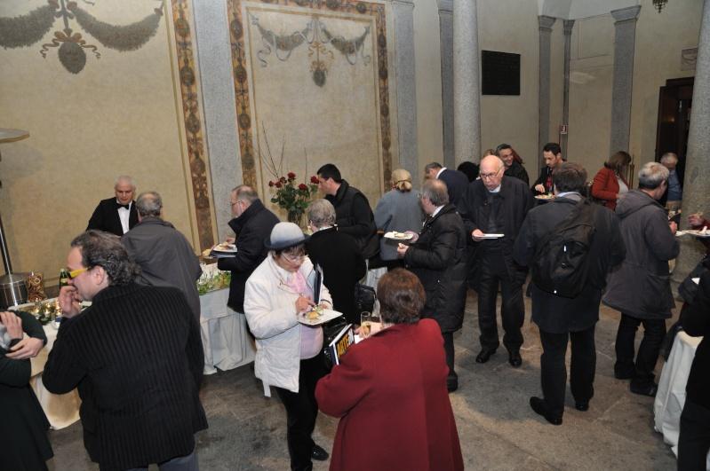 """Resoconto inaugurazione Mostra """"Dal Caravaggio"""" a Milano Dsc_0212"""