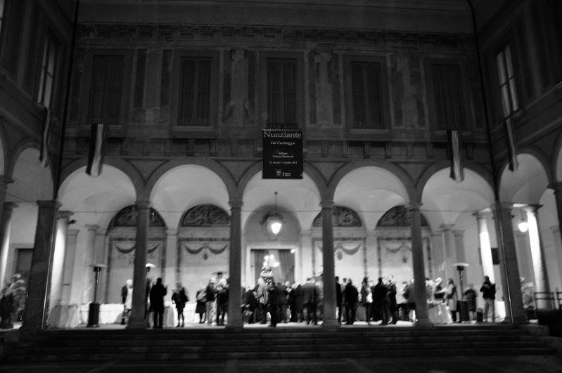 """Resoconto inaugurazione Mostra """"Dal Caravaggio"""" a Milano Dsc_0213"""