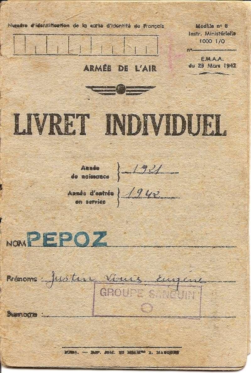 PEPOZ Justin brevet n°891 représenté par son petit-fils Olivier Numari12